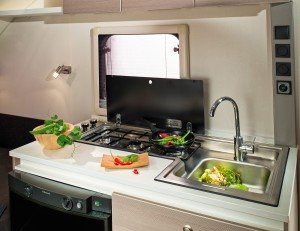 Smart Kitchen i Action